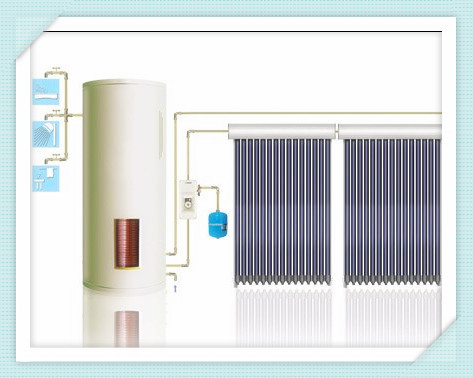 200L Instant Hot Water For Solar Heating System