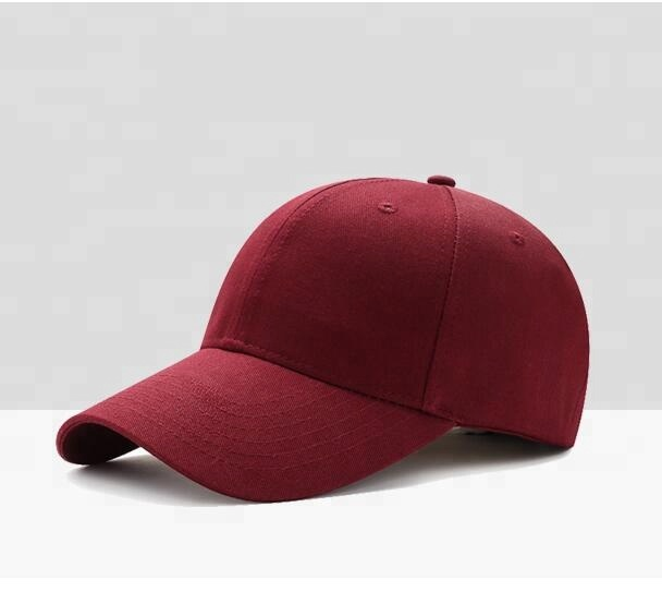 cheap plain blank promotional baseball cap <strong>custom</strong> 6 panel sports cap and hat