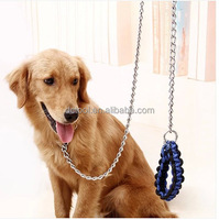 Factory supply zinc plated small link chain for pet