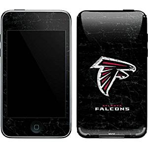 NFL Atlanta Falcons iPod Touch (2nd & 3rd Gen) Skin - Atlanta Falcons Distressed Vinyl Decal Skin For Your iPod Touch (2nd & 3rd Gen)