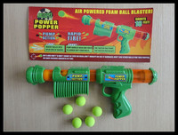soft air gun with foam ball bullet/kid toy gun
