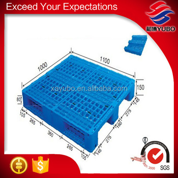 Use supermarket fruit and vegetables plastic pallet for salelogistic plastic pallet for warehouse