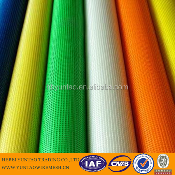plastic coated window screen window cotton screen products temporary window screens