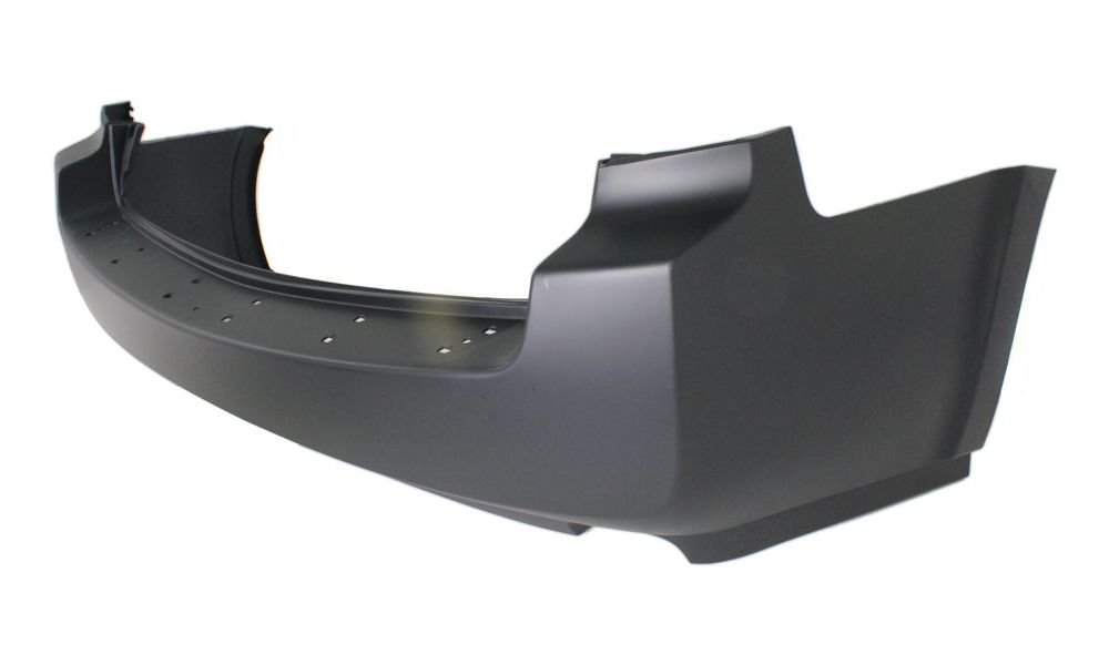 New Evan-Fischer EVA17872046405 Rear BUMPER COVER Primed Direct Fit OE REPLACEMENT for 2004-2009 Nissan Quest *Replaces Partslink NI1100237