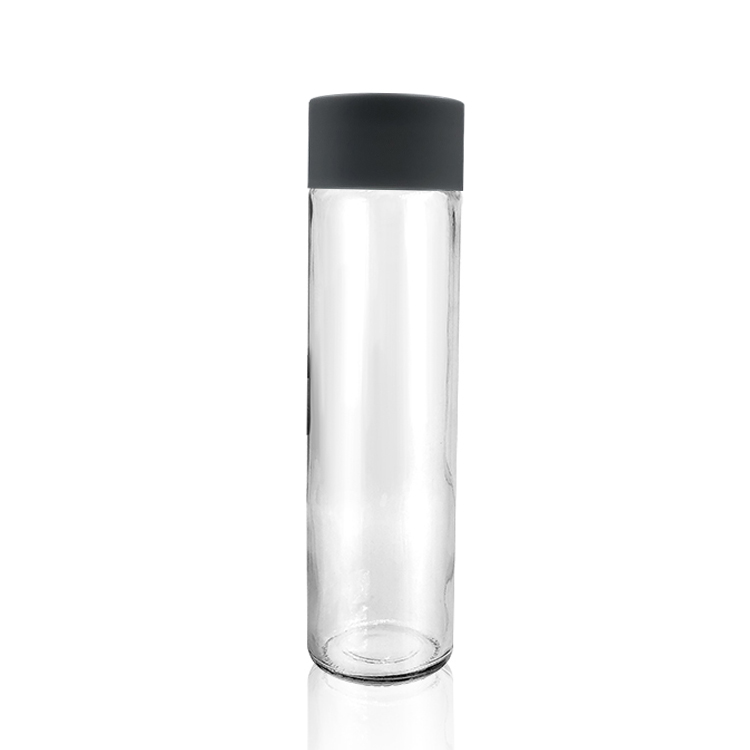 OEM/ODM service custom crystal 500ml drink glass water <strong>bottle</strong>