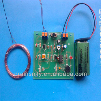 Diy Soldering Metal Detector Kit Buy Diy Soldering Metal Detector