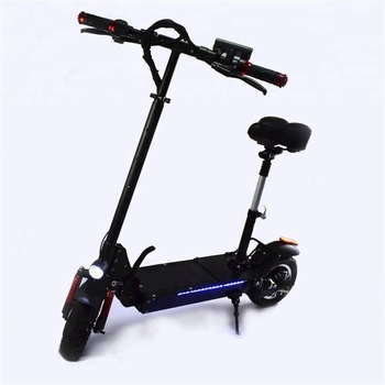 2 Wheel Electric Standing Scooter 20 Mph 1000w Fat Tire