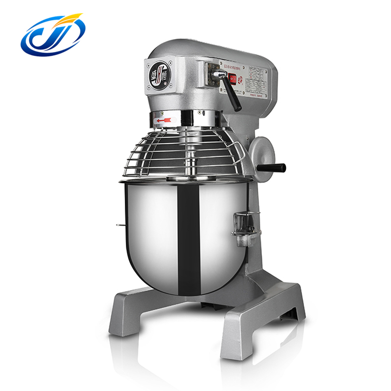 Commercial Electric Bakery Dough Mixer Stainless Steel Industrial Bread Dough Mixer