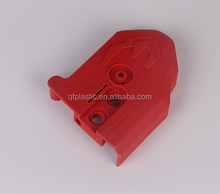 Electronic plastic molded housing for electronics products