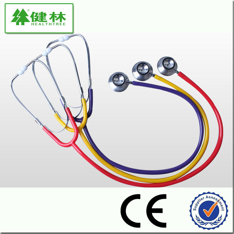 Dual Head Stethoscope A-Type High Quality Stethoscope