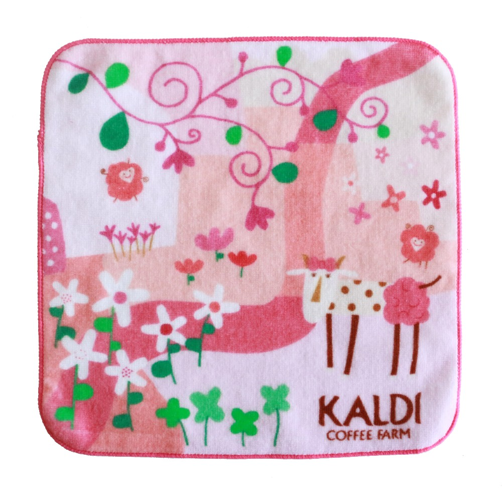 Custom 100% Cotton Digital Printed Hand Towel With Animal Pattern For Baby  Girls - Buy Hand Towel With Logo,Animal Print Hand Towels,Personalized Kids
