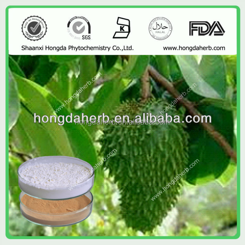 Graviola Fruit Extract Powder