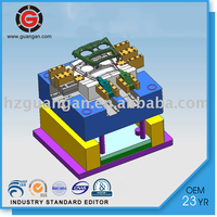 (Good Quality,Injected Plastic Part)Precise Mould