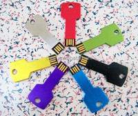 wholesale cheap price metal mini key 1 gig usb flash drive trade assurance high quality