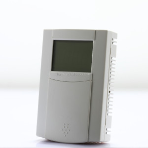 Wall mount co2 sensor humidity digital sensor