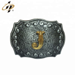 Bulk item custom 3d antique metal belt buckle for men