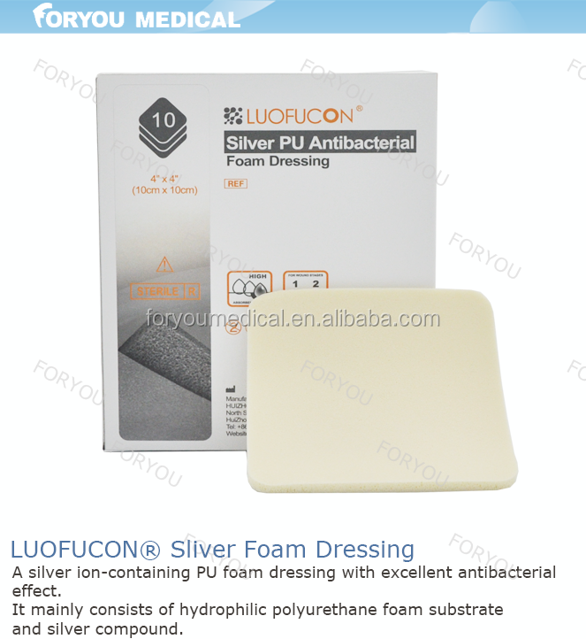 Antibacterial Wound Dressing China Suppliers Fda 510k ...
