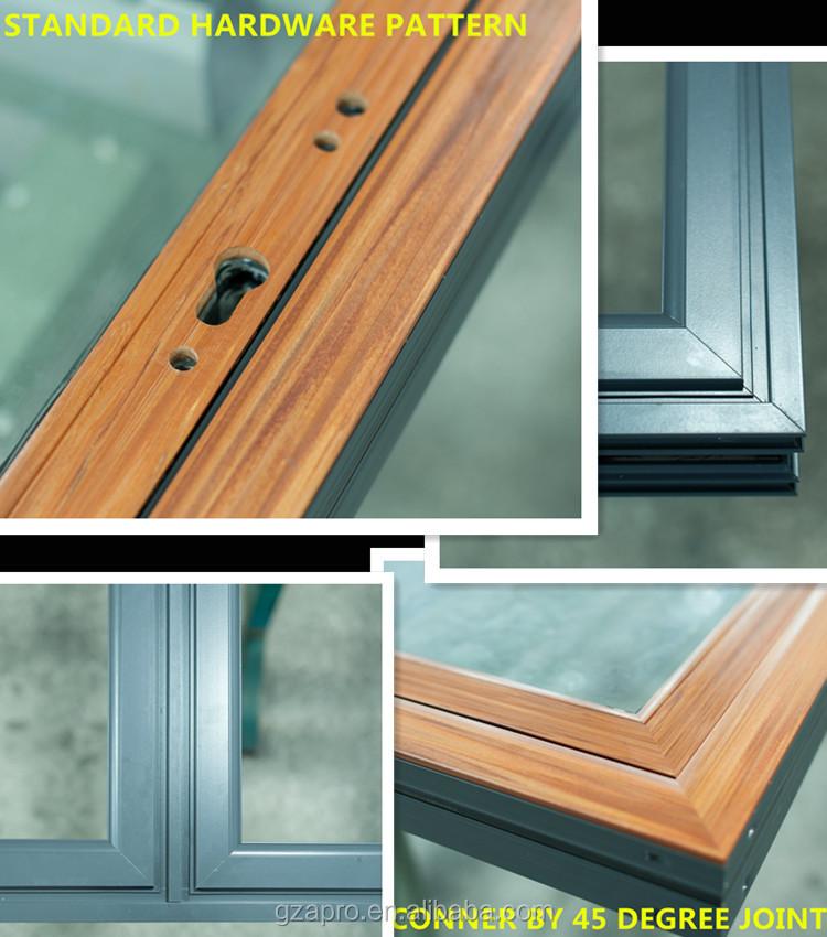 Modern House Design Aluminum Sliding Window Handle Lock