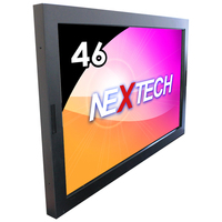 Nextech I Series 46 inch I.R. Multi-Touch Monitor (Sunlight Readable)/type usb infrared touch frame/ ir multi touch frame