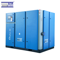 45kw 60hp Coated with UltraCoat high performance industry screw dry oil free air compressor (SCR60GV)