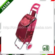mini folding luggage cart china products rolling cage trolley
