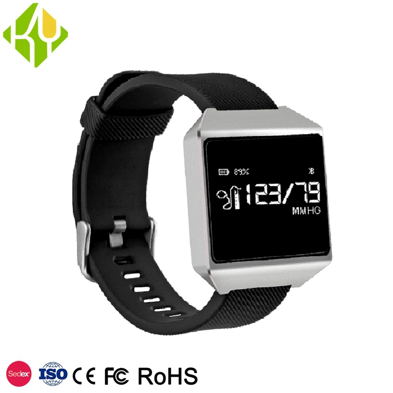 KY110 new trends PPG ECG HRV OLED smart watch board sedex factory