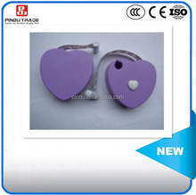 Purple mini tape measure