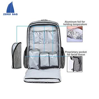 Baby Bjorn Diaper Bag Dynamic Mum Usage Mom Daddy