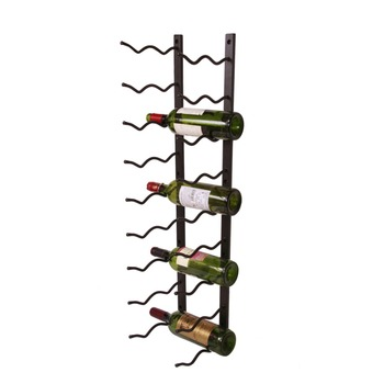 Floor To Ceiling Decorative Tall Metal Wall Mounted Wine Rack Buy