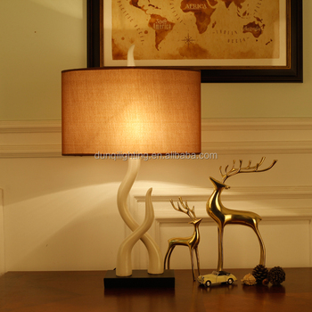 Modern Hotel Table Lamp, Cute Table Lamp, Metal Led Table Lamp
