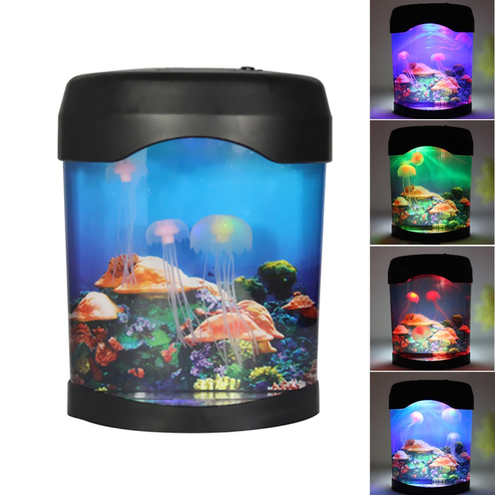 Jellyfish Lamp Aquarium, Jellyfish Lamp Aquarium Suppliers And  Manufacturers At Alibaba.com