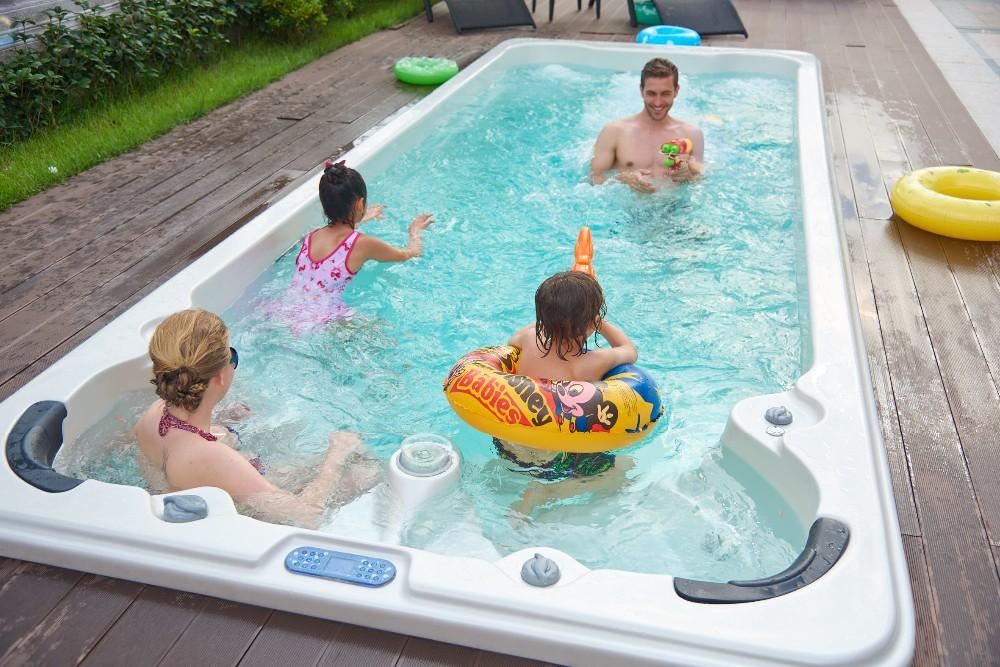 Jet Swim Spa : High cost effective cheap endless swimming spa jet