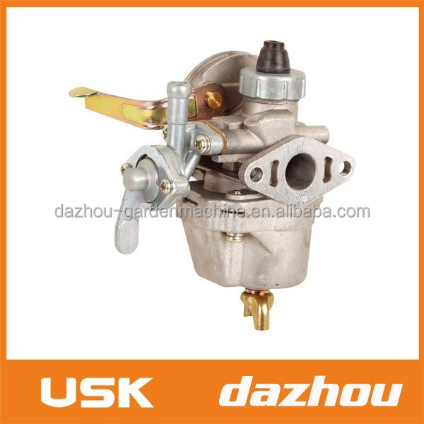 1E40F-6 (NB411) engine parts - carburetor