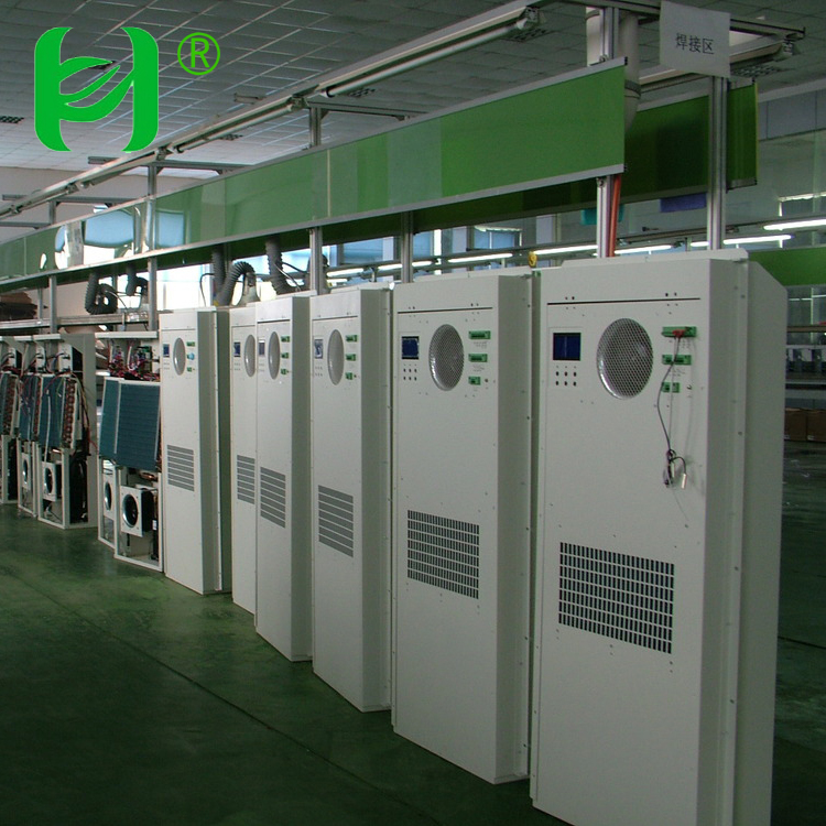 Factory supply display cabinet air condition with long life
