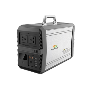 Large Capacity 1000W Portable Power Station for Emergency Backup Power Source 110V/220V
