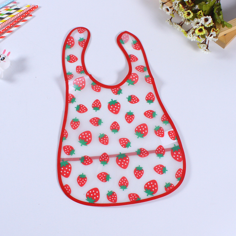 Hao Baby Baby Three-Dimensional Waterproof Disposable Wash Towel Children's Cartoon Bib