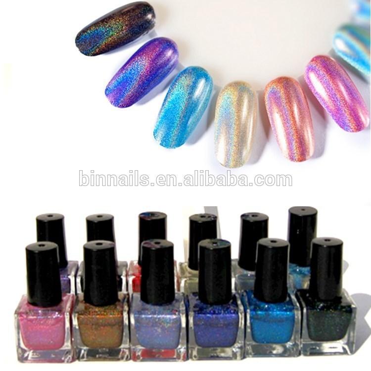 Hologram Color Club Nail Polish