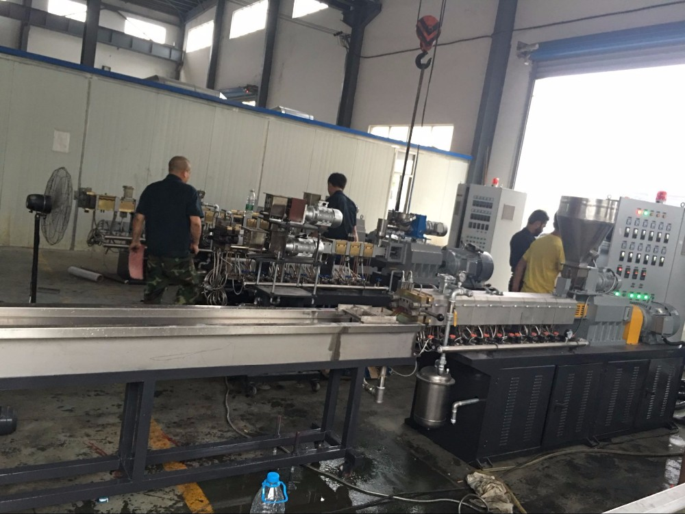 recycle plastic granules making machine price.jpg