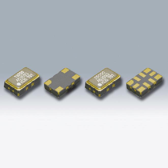 27MHZ SMD ABRACON ASFL1-27.000MHZ-EK-T CRYSTAL OSCILLATOR 5 pieces