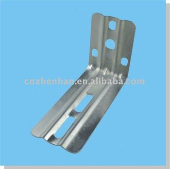 89mm Amp 100mm Iron Curtain Wall Bracket For Vertical Blind