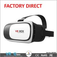 Factory direct vr glasses headset 3d vr glasses for sale in stock