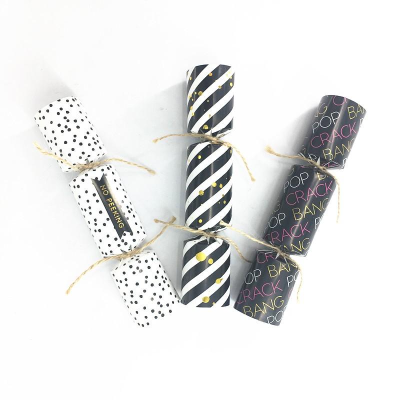 Paper Mini Christmas Cracker For Gift - Buy Christmas ...