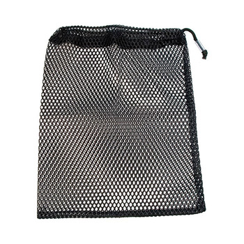 Small Drawstring Mesh Net Bag