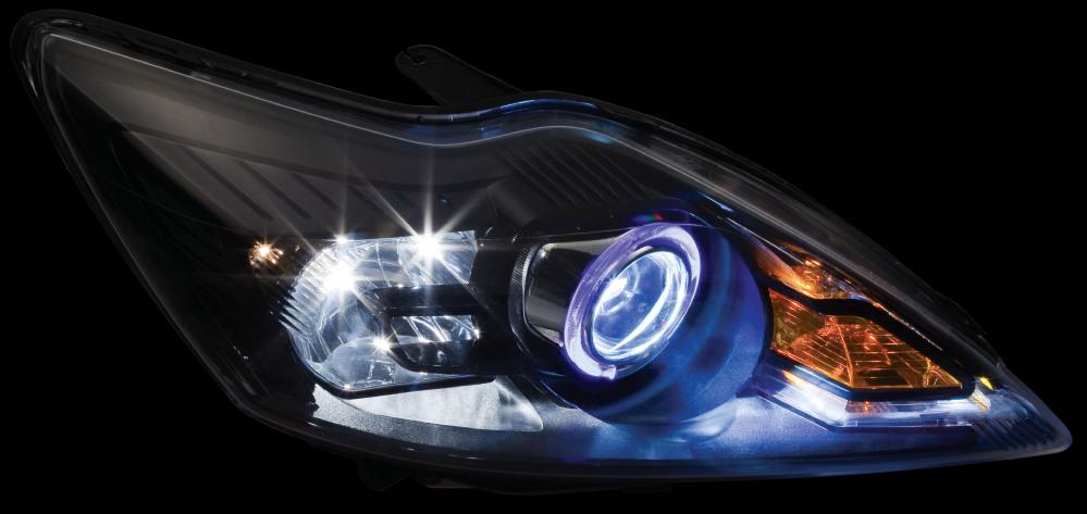 Endurance Auto Warranty >> Auto Parts Accessories For Ford Focus 2009-2011 Led Xenon Headlight - Buy Auto Parts Accessories ...