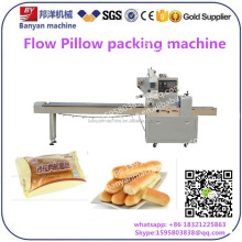 Factory Price Automatic cheese Cake packing Machine, Cup cake packaging machinery BY-250