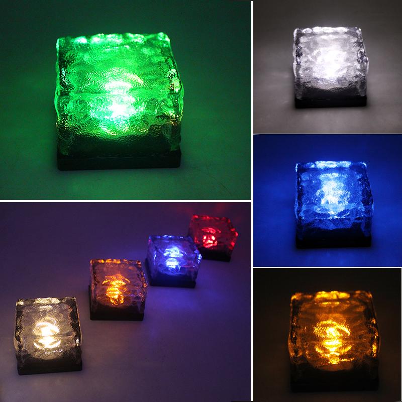 Can Floor Lights: Outdoor Floor Tiles Can Be Buried Lights Garden Lawn Lamp