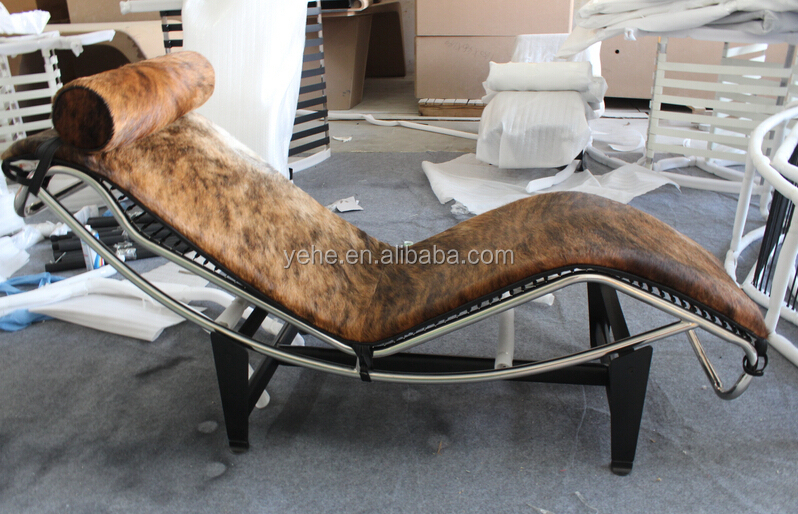 lc4 chaise lounge chair schlafzimmer lounge sessel le corbusier liege stuhl wohnzimmer sofa. Black Bedroom Furniture Sets. Home Design Ideas