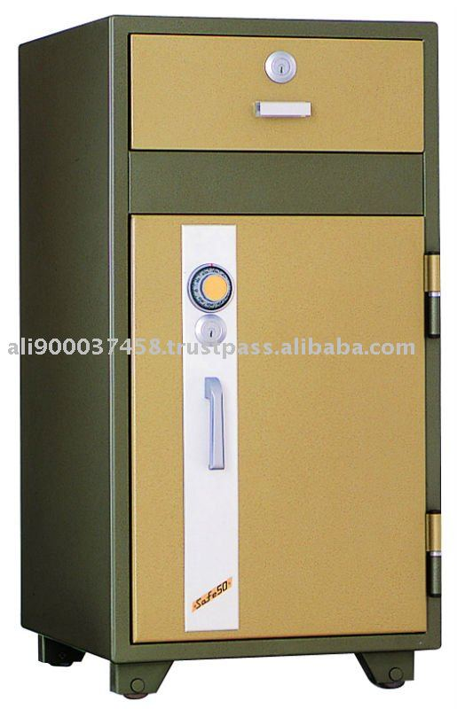 Safe deposit box for Shops and Restaurants / Easy to Use PD-50