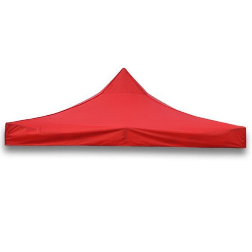 Keland Pop Up Canopy Replacement Cover 10 x 10, Square Waterproof Replacement Gazebo Top Cover, Instant Ez Canopy Top Cover with Carry Bag