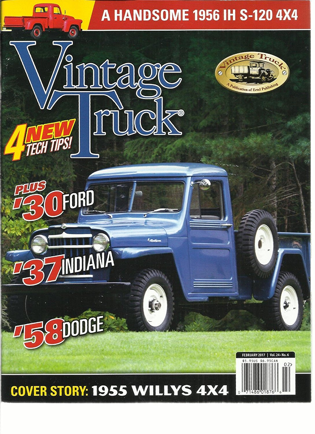 Cheap Truck Magazine Find Deals On Line At Alibabacom 1955 Ford F100 Pick Up St Louis Get Quotations Vintage 4 New Tech Tips February 2017 Vol 24 No